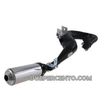 Espansione racing RZ Mark One nera per Vespa PX200/ P200E/ Rally180-200
