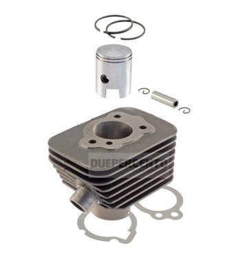 Kit cilindro d.43mm spinotto 10, per PIAGGIO CIAO/ PX/ SI/ Bravo/ Superbravo/ Grillo/ Boss