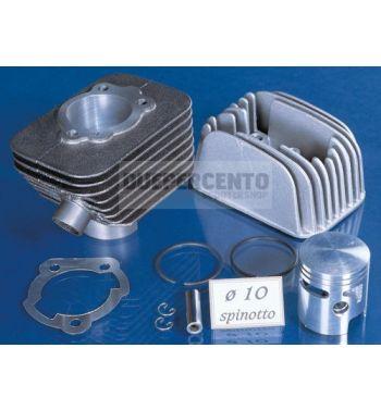 Kit cilindro POLINI 63cc d.43mm spinotto 10 mod. SPORT per PIAGGIO CIAO/ PX/ SI/ Bravo/ Superbravo/ Grillo/ Boss
