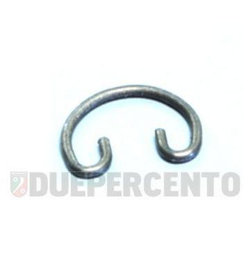 Clip spinotto pistone POLINI Ø 12x1 mm, per Vespa 50/ PK50/ S/ XL/ XL2 adatto anche per PIAGGIO CIAO/ SI/ Bravo/ Grillo/ Boxer