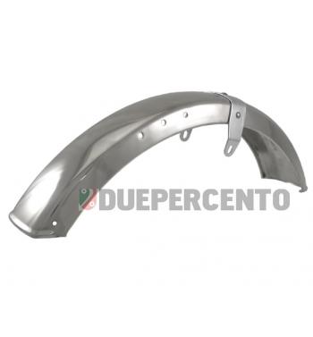 Parafango anteriore in acciaio inox, per Piaggio Ciao P/ Ciao PX