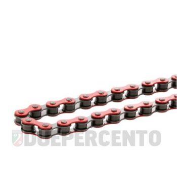 Catena ESJOT maglie rosse per PIAGGIO CIAO/ PX/ SC/ SI/ Bravo