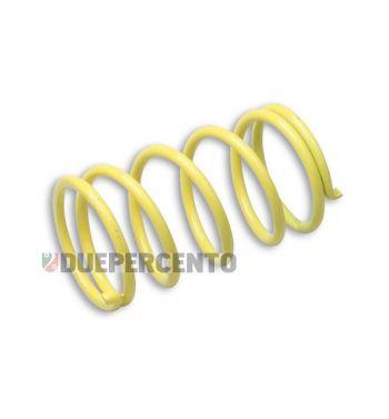 Molla di contrasto variatore MALOSSI gialla, per PIAGGIO Bravo/ Boss/ Ciao/ Grillo/ SI/ Superbravo