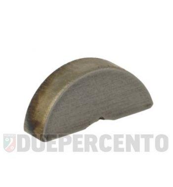 Chiavetta CRIMAZ rinforzata 12,6x5x3 mm per alberino variatore per PIAGGIO CIAO/ PX/ SC/ SI/ Boxer/ Bravo/ Superbravo