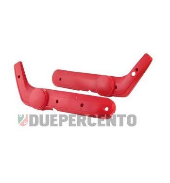Coppia fiancatine PIAGGIO Ciao 50 rosso, modello senza variatore