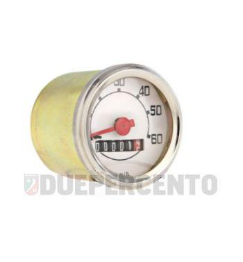 Contachilometri scala 60km/h per PIAGGIO CIAO/ SI/ Bravo/ Grillo/ Boxer