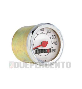 Contachilometri scala 80km/h per PIAGGIO CIAO/ SI/ Bravo/ Grillo/ Boxer