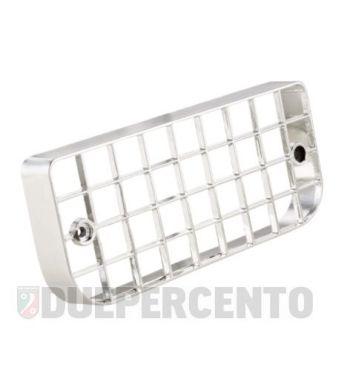 Griglia in plastica cromata CUPPINI per fanale posteriore PIAGGIO Ciao P/ PV/ PX