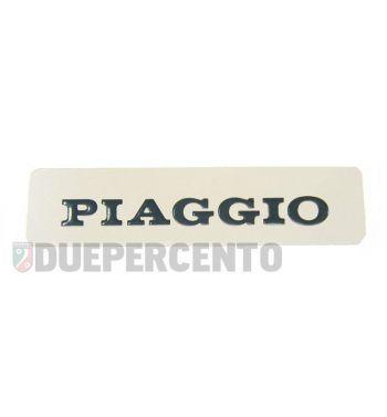 Targhetta serbatoio, PIAGGIO 115x28 mm, per PIAGGIO Bravo 50cc 2T AC
