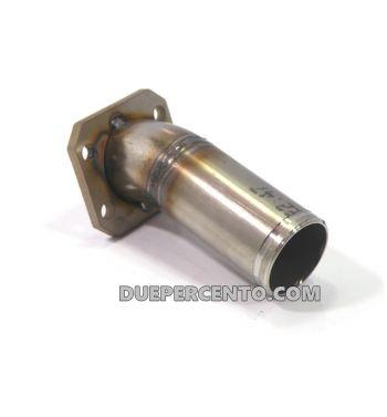 Collettore DXC 30mm per porta pacco POLINI 2 fori per Vespa 50/50 Special/125 ET3/Primavera