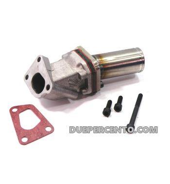 Collettore aspirazione lamellare al carter 3 fori DXC-POLINI 30mm per Vespa PK50-125/ FL/ HP/ N/ Rush