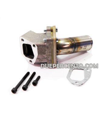 Collettore aspirazione lamellare al carter 3 fori DXC-VMC 30mm per Vespa PK50-125/ FL/ HP/ N/ Rush