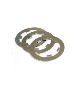 Infradischi in alluminio DXC per frizioni 8 molle per Vespa 50/ 50 Special/ ET3/ Primavera/ PK50-125/ HP/ Ape