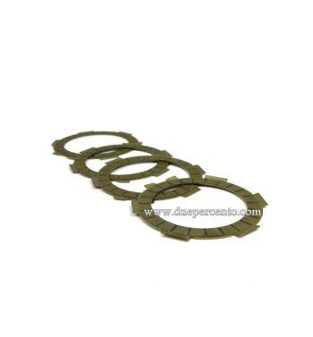 Dischi frizione DXC per frizioni 8 molle per Vespa 50/ 50 Special/ ET3/ Primavera/ PK50-125/ HP/ Ape