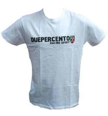 Maglietta DUEPERCENTO - bianca - M