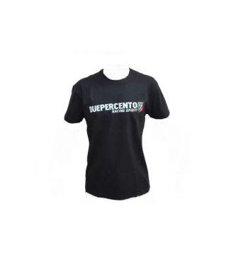 Maglietta DUEPERCENTO - nera - S
