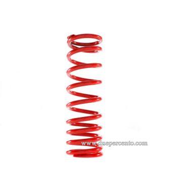 Molla SIP PERFORMANCE l=172 mm, Ø 55 mm, rossa, durezza: XL, per ammortizzatore posteriore SIP per Vespa 50/ ET3/ Primavera/ PX125-200/ P200E/ COSA/ T5