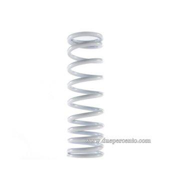 Molla SIP PERFORMANCE l=179 mm, Ø 56 mm, bianco, durezza: M, per ammortizzatore posteriore SIP per Vespa 50/ ET3/ Primavera/ PX125-200/ P200E/ COSA/ T5