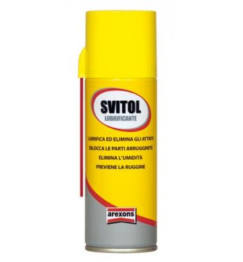 Lubrificante AREXONS spray Svitol 400ml