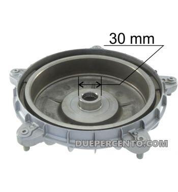 Tamburo freno posteriore sede paraolio 30mm per Vespa PX125-200/ P200E/ ARCOBALENO