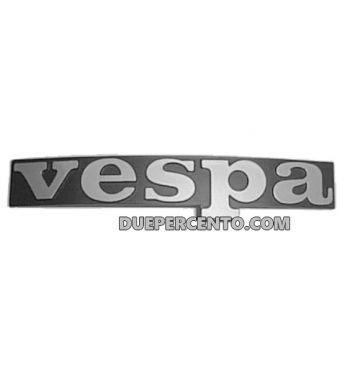 Targhetta Vespa per scudo anteriore, Vespa PX125-200/ P200E/ Arcobaleno