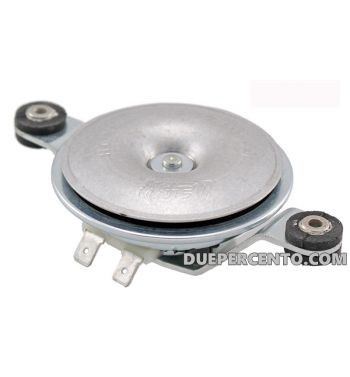 Clacson 12 volt per Vespa PK50-125S/Automatica/ Vespa P125-150X/ PX125-200E/ Lusso/ `98/ MY/ `11