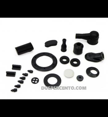 Kit gommini, 22 pezzi per Vespa 50/ 50 Special/ ET3/ Primavera