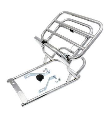 Portapacchi posteriore cromato per Vespa 50/ 50 Special/ ET3/ Primavera