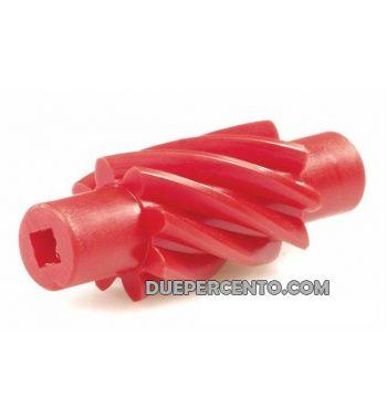 Pignone rinvio contachilometri 8 denti per Vespa 50/ 50 Special/ ET3/ Primavera/ PK50-125