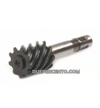 Pignone rinvio contachilometri 9 denti per Vespa GT/ TS/  Sprint/ 150GL/ Rally/ 150GS