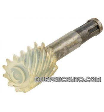 Pignone rinvio contachilometri 9 denti per Vespa 150GS ('55-'61)/ 150GL ('63)