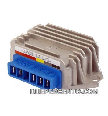 Regolatore di tensione Vespa PK/ FL/ N/ XL/ ETS/ Elestart/ PX 125-150-200 - 5 connessioni