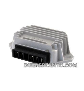 Regolatore di tensione eco per Vespa PK/ FL/ N/ XL/ ETS/ Elestart/ PX 125-150-200 - 5 connessioni