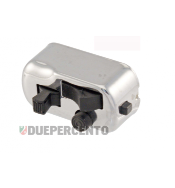 Devio luce Vespa 90/R/125 VMA adatto anche per Vespa 125 VNB2-6/Super/GT/GTR/TS/150 VBB2/Sprint/V/Super/160GS/180 Rally/180 SS