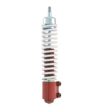 Ammortizzatore anteriore corpo rosso, molla bianca Vespa PK50-125/ XL/ Rush/ HP/ S/ XL/ XL2