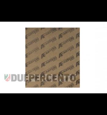 Foglio carta guarnizioni 300 x 450 mm spessore 0,50 mm