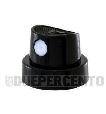 Ugello bomboletta nero per tratto circolare