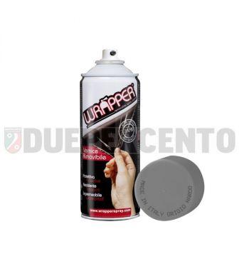 Bomboletta vernice rimovibile Wrapper Grigio Nardo ml 400