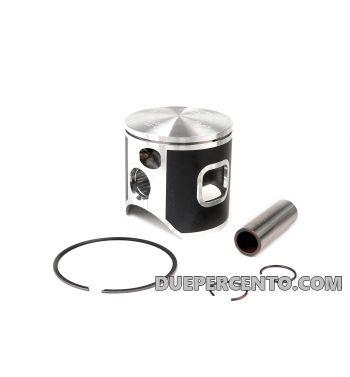 """Pistone PARMAKIT forgiato per cilindro SP09 EVO alluminio Ø 58mm """"D"""", 1 segmento, per Vespa 50/ 50 Special/ ET3/ Primavera/ PK50-125"""