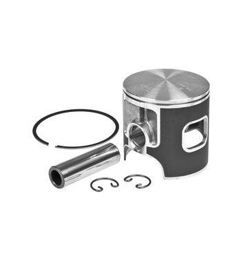 """Pistone PARMAKIT forgiato per kit SP09 EVO alluminio Ø 60mm """"D"""", 1 segmento, per Vespa 50/ 50 Special/ ET3/ Primavera/ PK50-125"""