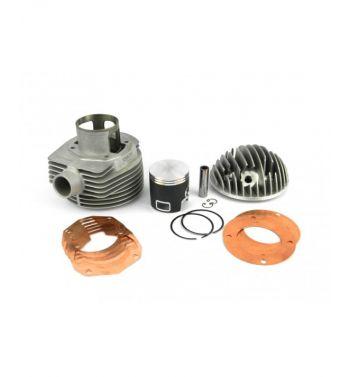 Cilindro da competizione PARMAKIT ECV-CLASSIC 177cc, d63, corsa 57 per Vespa PX125-150/ Lusso/ Cosa125-150/ LML125-150/ GTR/ TS/ Sprint Veloce