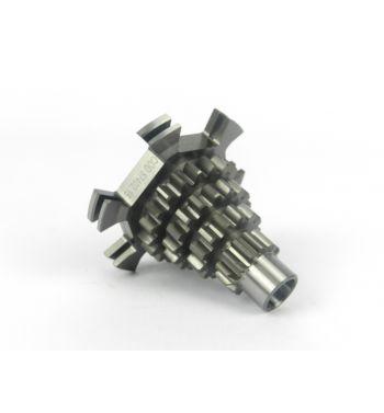Ingranaggio multiplo 12-13-17-20 denti PARMAKIT per Vespa PX125-200/ P200E/ '98/ MY/ '11/ T5/ Cosa
