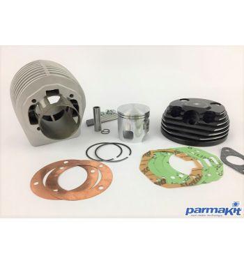 Cilindro da competizione  PARMAKIT SIXTY SIX 195cc, d66, corsa 57 per Vespa PX125-150/ Lusso/ Cosa125-150/ LML125-150/ GTR/ TS/ Sprint Veloce