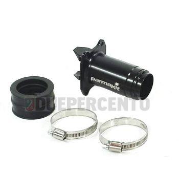 Collettore Ø36mm per collettore aspirazione lamellare PARMAKIT SP per Vespa 50/ 50 Special/ ET3/ Primavera/ PK50-125