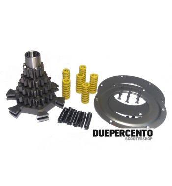 Ingranaggio multiplo 12-13-17-20 denti DRT SPITFIRE STEEL F1 per Vespa PX125-200/ P200E/ '98/ MY/ '11/ T5/ Cosa