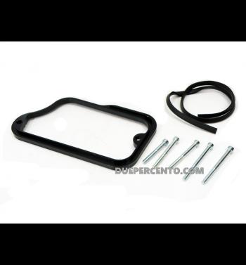 Spessore e adattatore DRT per coperchio scatola filtro Vespa T5 per Vespa PX125-200/ P200E/ MY/ Arcobaleno/ T5/ Super/ Rally/ GL/ VB1-6/ SPRINT