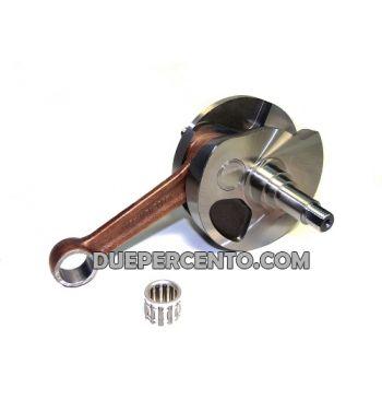 Albero motore DRT SPORT per Vespa 125 VNB/ GT/ GTR 1°/ Super/ TS/ 150 VBA/ VBB/ GL/ Sprint/ Super