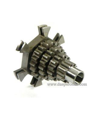 Ingranaggio multiplo 12-13-16-19 denti DRT HALF A MILE per Vespa PX125-200/ P200E/ '98/ MY/ '11/ T5/ Cosa