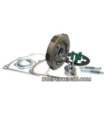 Frizione CRAZY HORSE DRT 6 dischi sughero per Vespa 50/ 50 Special/ ET3/ Primavera/ PK50-125/ S/ XL/ XL2/ ETS/ APE