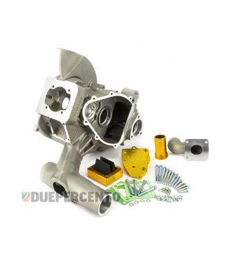 "Carter motore PINASCO ""SLAVE 8X"" lamellare, per Vespa 50/ 50 special/ ET3/ Primavera/ PK50-125/ ETS"